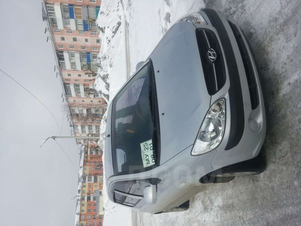 Hyundai Click, 2008 год, 390 000 руб.