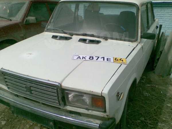 Лада 2107, 1990 год, 13 500 руб.