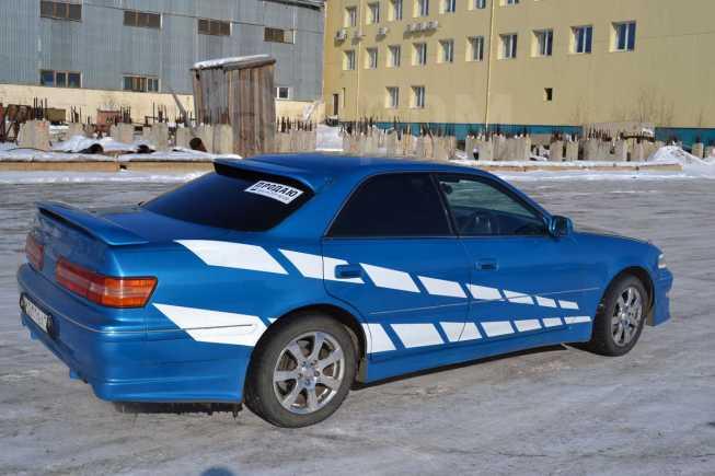 Toyota Mark II, 1996 год, 400 000 руб.