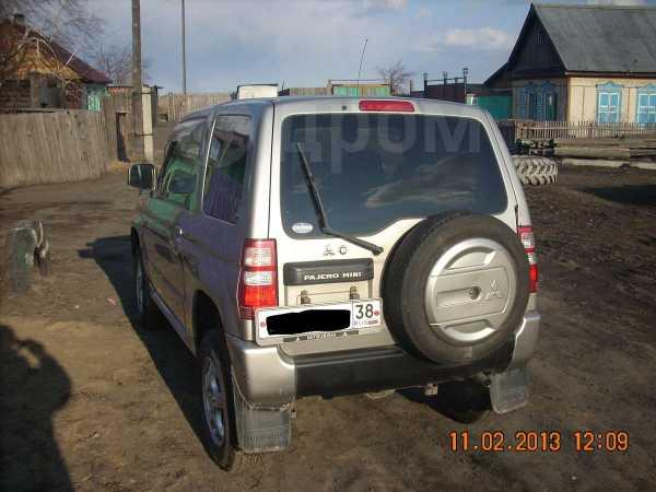 Mitsubishi Pajero Mini, 2005 год, 330 000 руб.