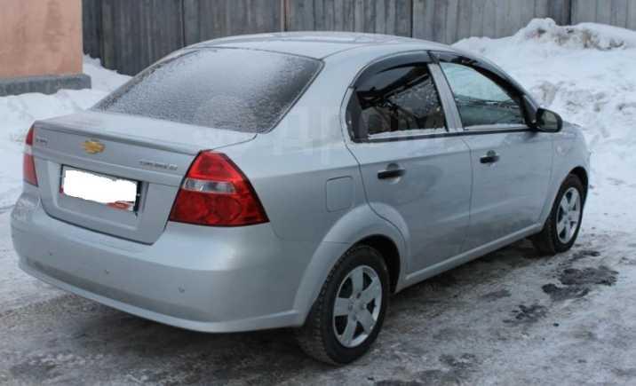 Chevrolet Aveo, 2007 год, 355 000 руб.
