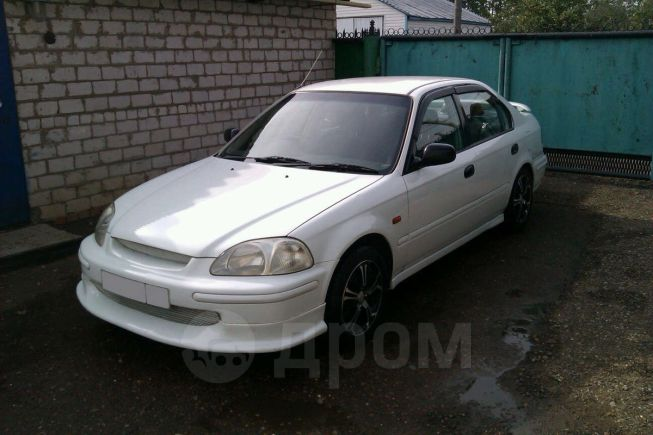 Honda Civic, 1998 год, 185 000 руб.