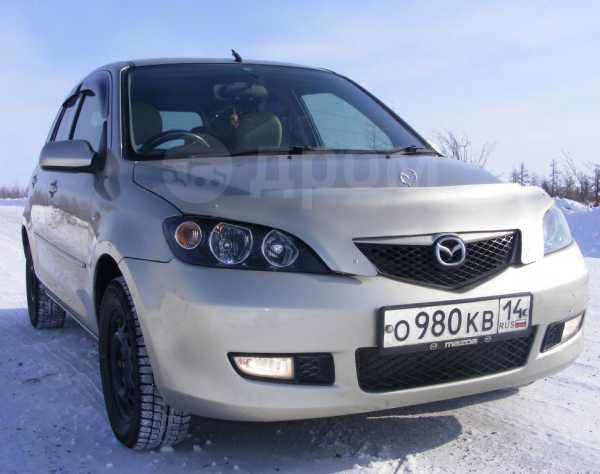 Mazda Demio, 2003 год, 270 000 руб.