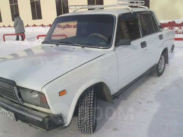 Лада 2107, 1994 год, 55 000 руб.
