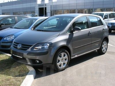 Volkswagen Golf Plus, 2008 год, 580 000 руб.