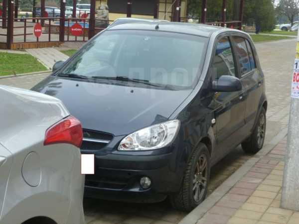 Hyundai Getz, 2006 год, 305 000 руб.