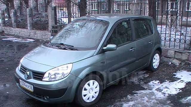 Renault Scenic, 2006 год, 390 000 руб.