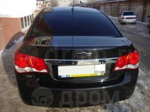 Chevrolet Cruze, 2011 год, 550 000 руб.