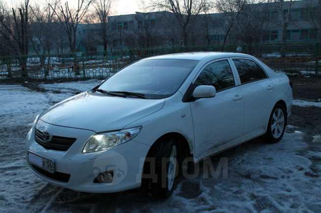 Toyota Corolla, 2008 год, 555 000 руб.