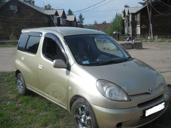 Toyota Funcargo, 2002 год, 220 000 руб.