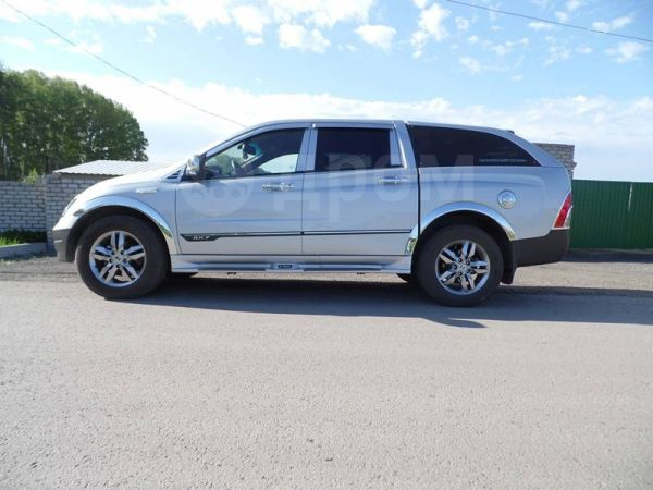 SsangYong Actyon Sports, 2011 год, 820 000 руб.