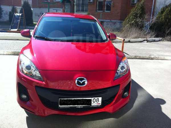 Mazda Mazda3, 2011 год, 580 000 руб.