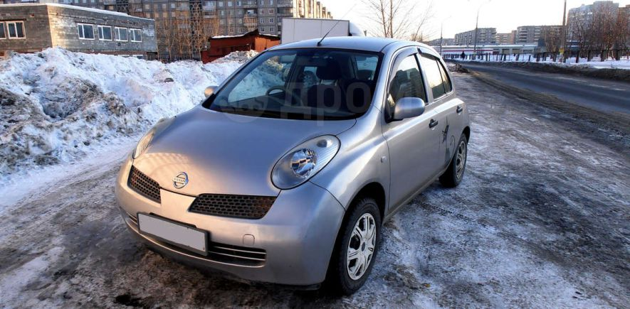 Nissan March, 2003 год, 270 000 руб.