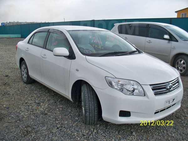 Toyota Corolla Axio, 2008 год, 395 000 руб.