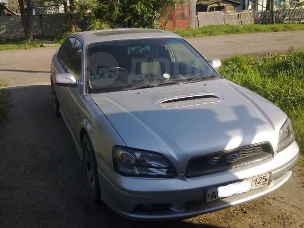Subaru Legacy B4, 2001 год, 235 000 руб.