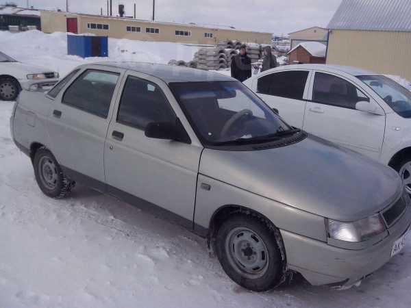 Лада 2110, 2002 год, 82 000 руб.