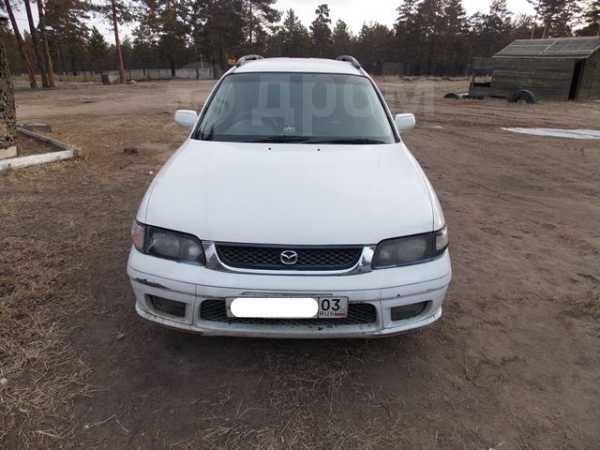 Mazda Capella, 1998 год, 170 000 руб.