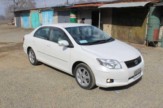 Toyota Corolla Axio, 2008 год, 499 999 руб.