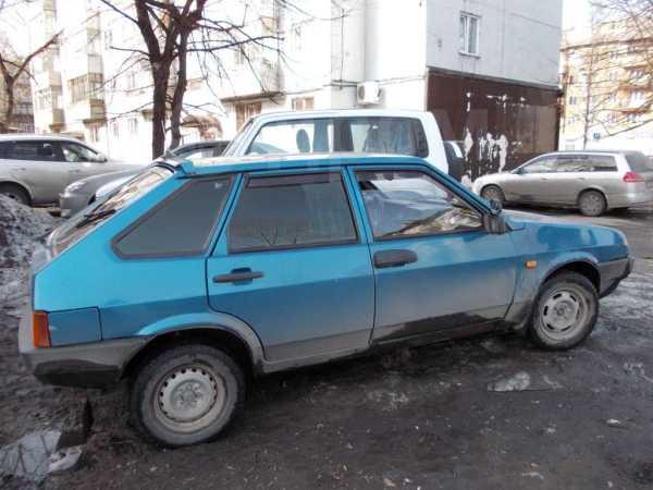 Лада 2109, 1997 год, 85 000 руб.