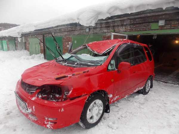 Toyota Corolla Spacio, 1999 год, 100 000 руб.