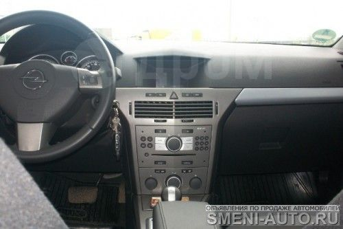 Opel Astra, 2006 год, 444 000 руб.