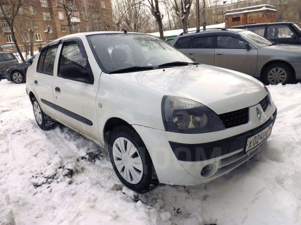 Renault Symbol, 2005 год, 209 000 руб.