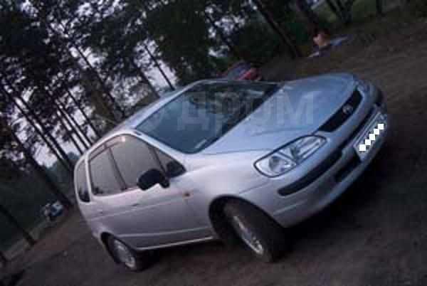 Toyota Corolla Spacio, 1997 год, 185 000 руб.
