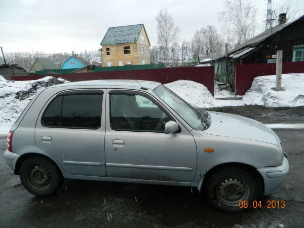 Nissan March, 2001 год, 175 000 руб.
