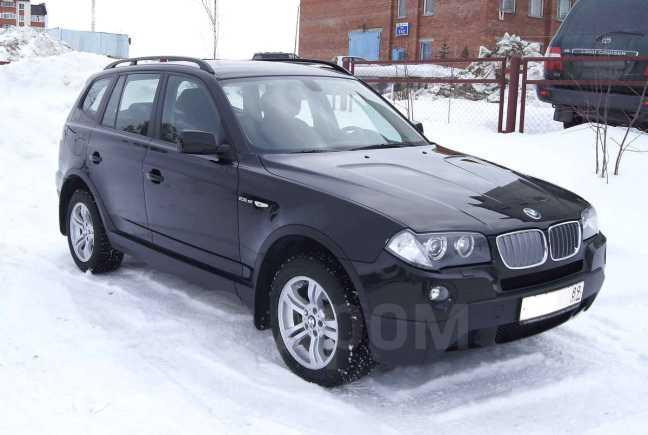 BMW X3, 2008 год, 1 450 000 руб.