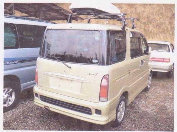 Daihatsu Atrai7, 2003 год, 280 000 руб.