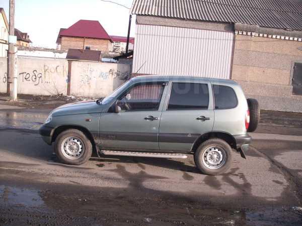 Chevrolet Niva, 2007 год, 325 000 руб.