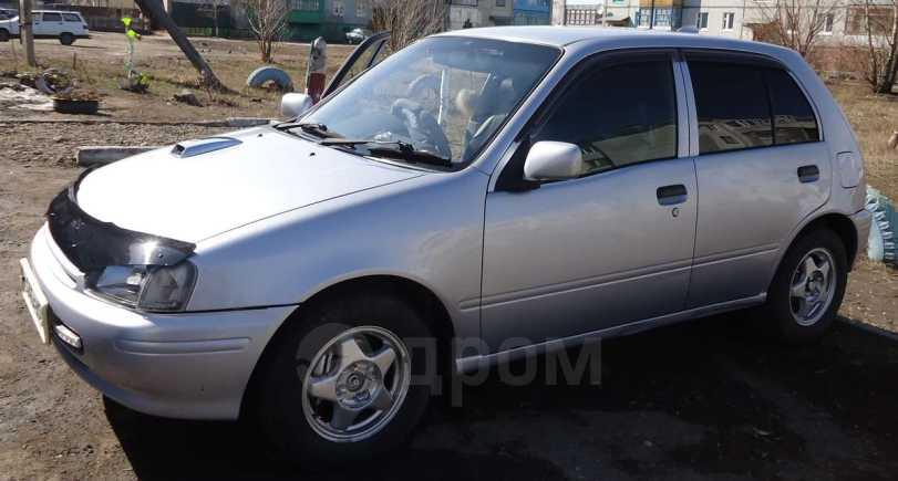 Toyota Starlet, 1998 год, 167 000 руб.