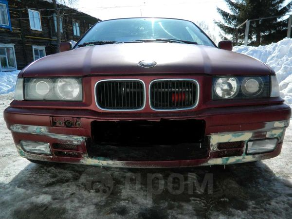 BMW 3-Series, 1992 год, 185 000 руб.