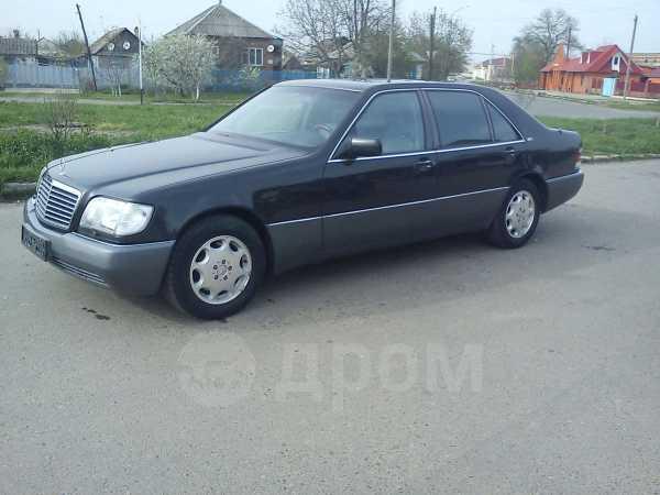 Mercedes-Benz S-Class, 1993 год, 380 000 руб.