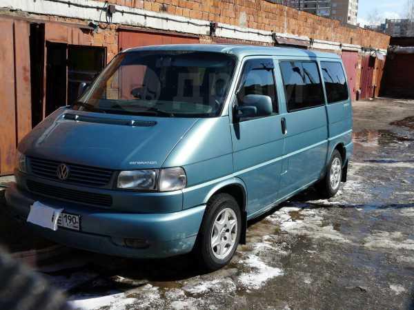 Volkswagen Multivan, 2003 год, 730 000 руб.
