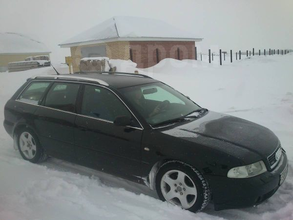 Audi A4 allroad quattro, 2000 год, 335 000 руб.