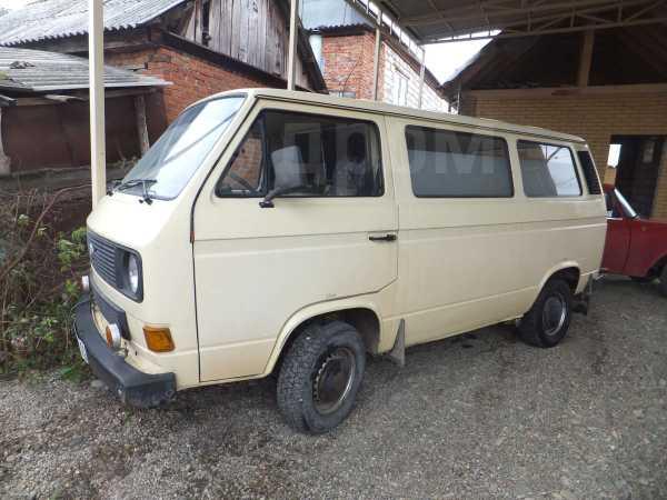 Volkswagen Transporter, 1983 год, 65 000 руб.