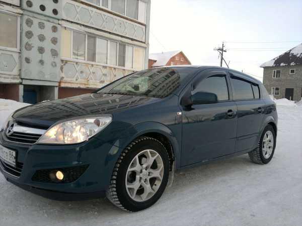 Opel Astra, 2007 год, 430 000 руб.