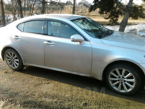 Lexus IS250, 2008 год, 1 080 000 руб.
