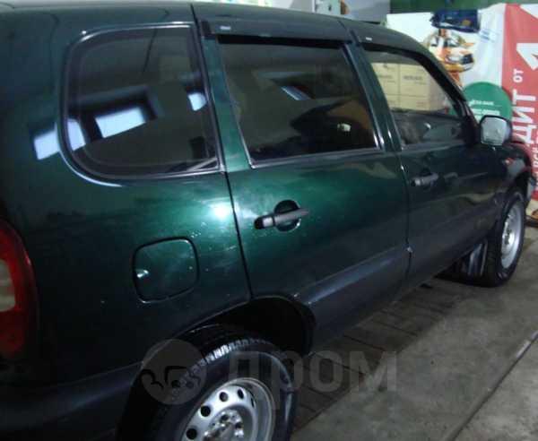 Chevrolet Niva, 2004 год, 202 000 руб.