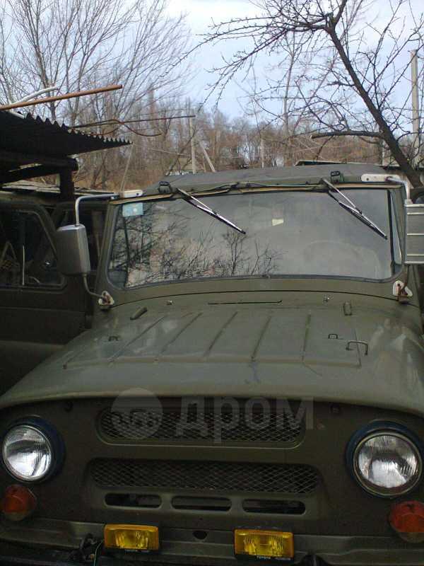 УАЗ 469, 1993 год, 110 000 руб.
