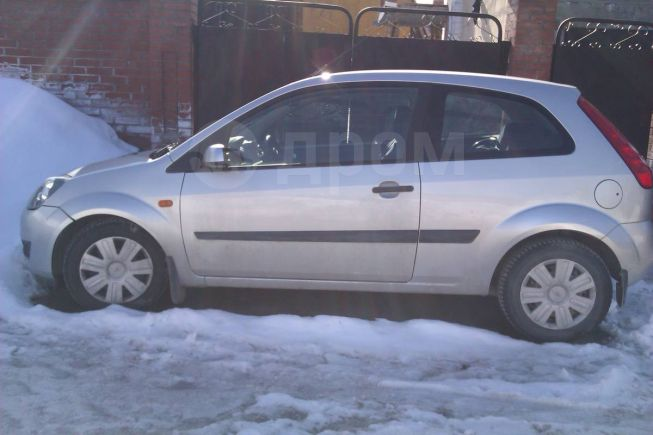 Ford Fiesta, 2007 год, 310 000 руб.
