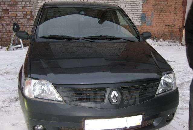 Renault Logan, 2007 год, 283 000 руб.