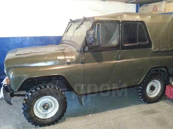 УАЗ 469, 1987 год, 110 000 руб.