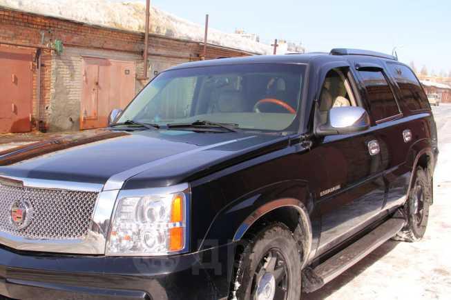 Cadillac Escalade, 2002 год, 920 000 руб.
