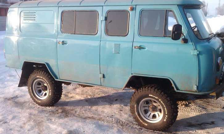 УАЗ Буханка, 1998 год, 190 000 руб.