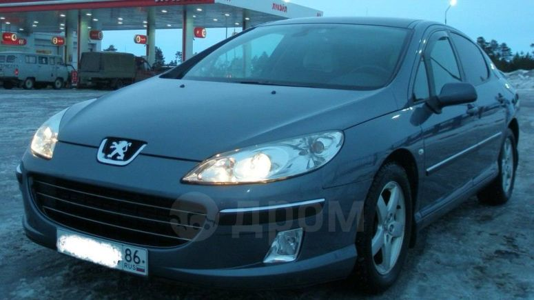 Peugeot 407, 2007 год, 550 000 руб.