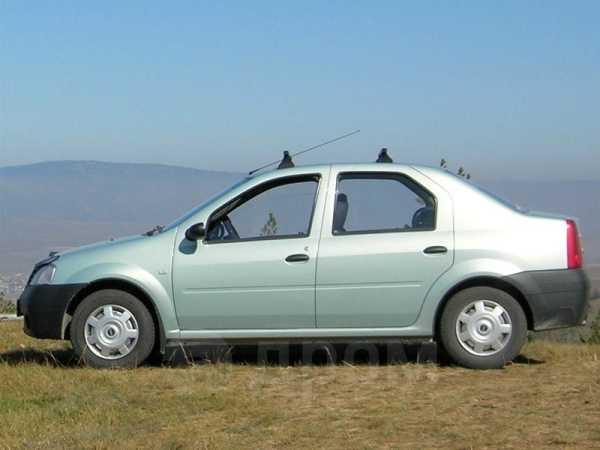 Renault Logan, 2007 год, 260 000 руб.
