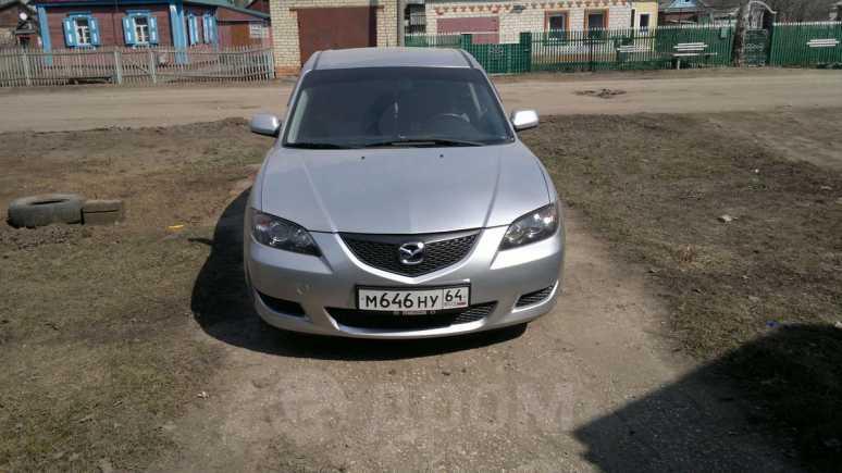 Mazda Mazda3, 2004 год, 420 000 руб.