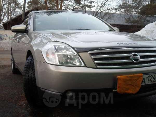 Nissan Teana, 2004 год, 430 000 руб.